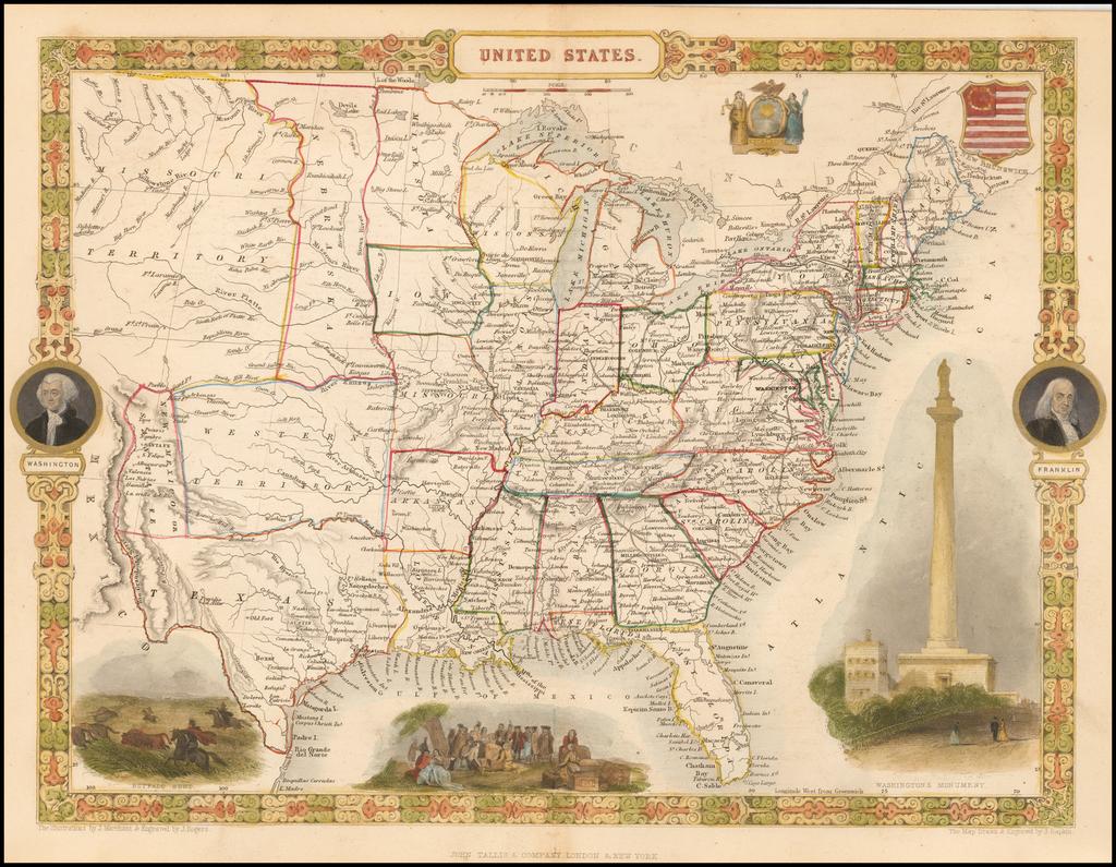 United States By John Tallis