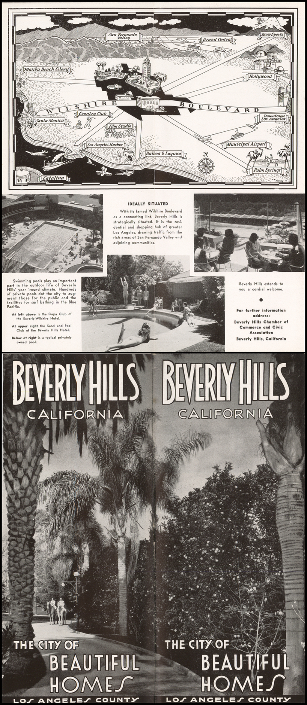Beverly Hills California By Beverly Hills Chamber of Commerce