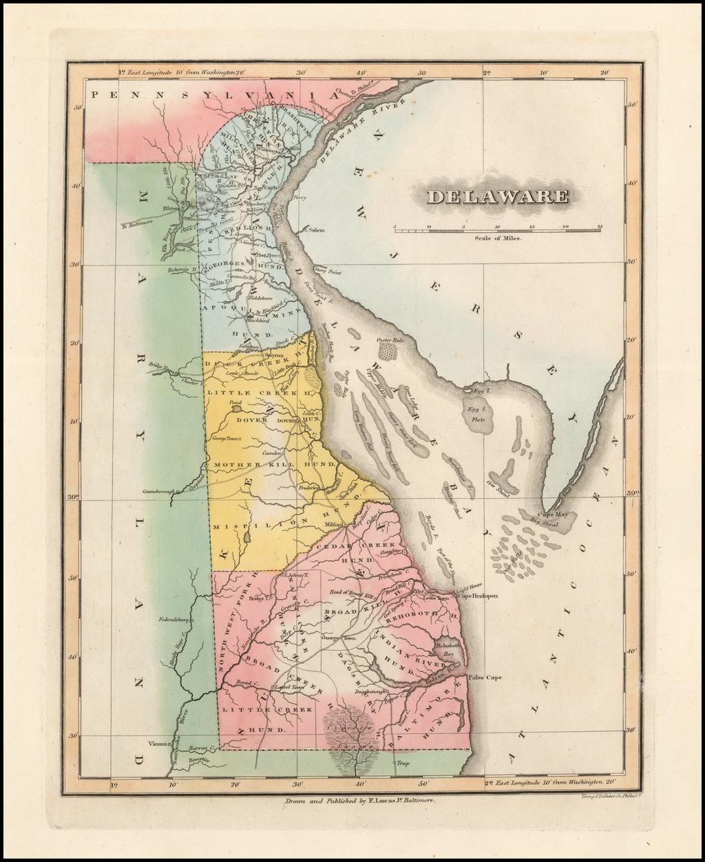 Delaware By Fielding Lucas Jr.
