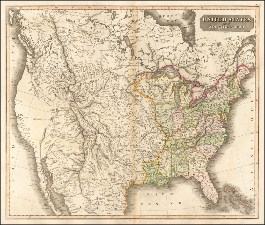 United States and Additions. 1820 - Barry Lawrence Ruderman ... on united states land acquisitions, united states in 1790, united states territorial acquisitions, georgia map 1820, united states democratic party, united states acquisition of texas, illinois map 1820, united states 1853, europe map 1820, united states state abbreviations, united states maps usa, united states in order of statehood, united states expansionism, mexico map 1820, africa map 1820, united states in 1860, united states imperialism political cartoon, united states in 1880, united states territories and commonwealths, tennessee map 1820,
