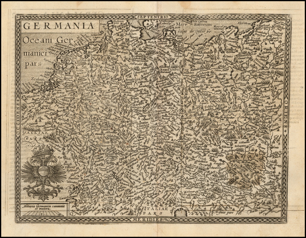 Germania By Matthias Quad / Janus Bussemacher