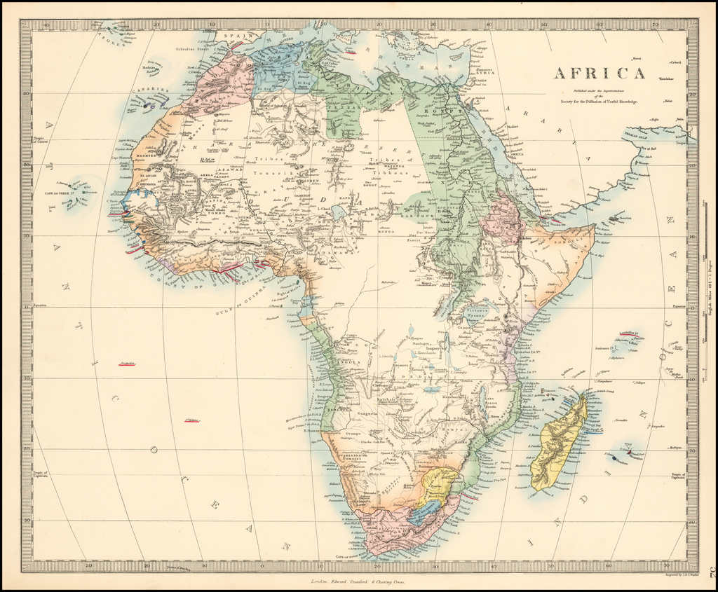 Africa By SDUK