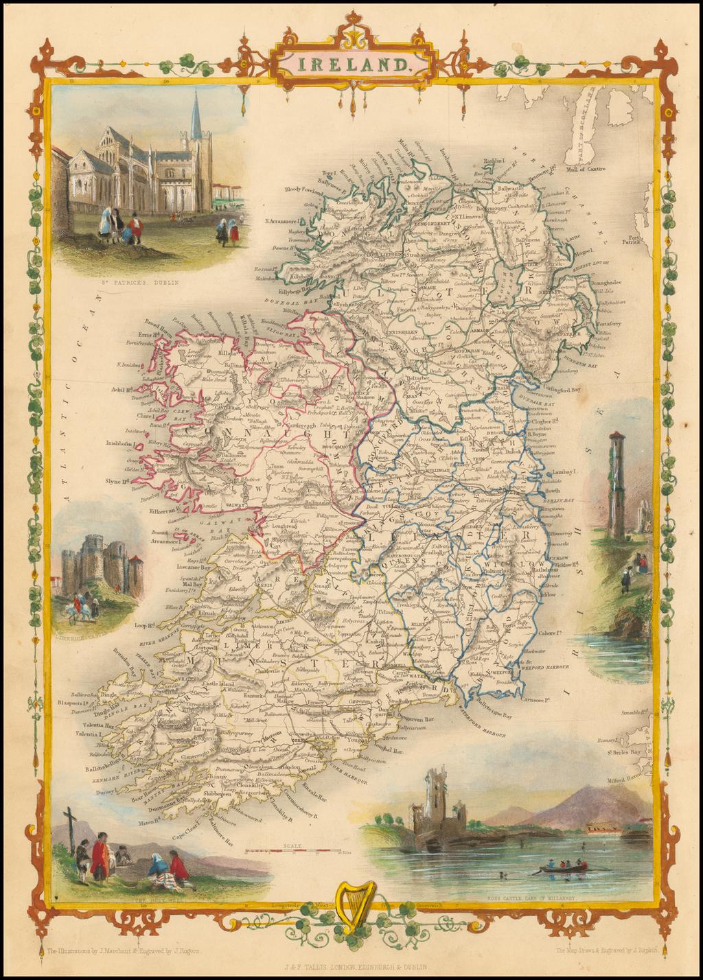 Ireland By John Tallis