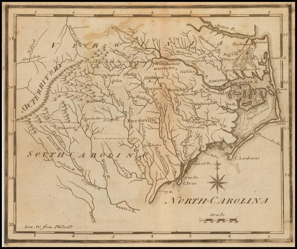 North Carolina By Joseph Scott