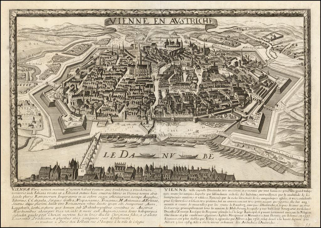 Vienne en Austriche By Francois Jollain
