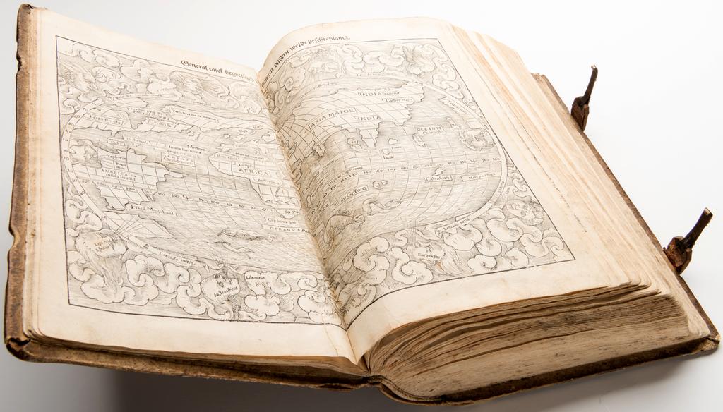 Cosmographia Beschreibug aller Länder Durch Sebastianum Munsterum in wölcher begriffen. By Sebastian Münster