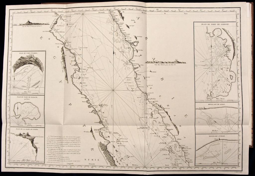 Supplement au Neptune Oriental. By Jean-Baptiste-Nicolas-Denis d'Après de Mannevillette