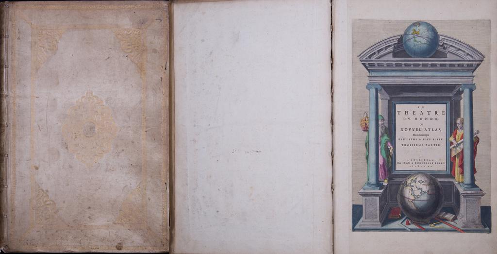 LeTheatreduMondeouNouvelAtlas, mis en lumiere par Guillaume & Jean Blaeu,TroisiemePartie... By Johannes et Cornelis Blaeu