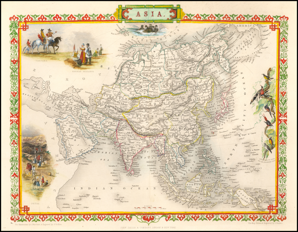 Asia By John Tallis