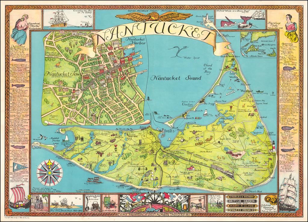 Nantucket By George C. Miller & Son / Ruth Haviland Sutton