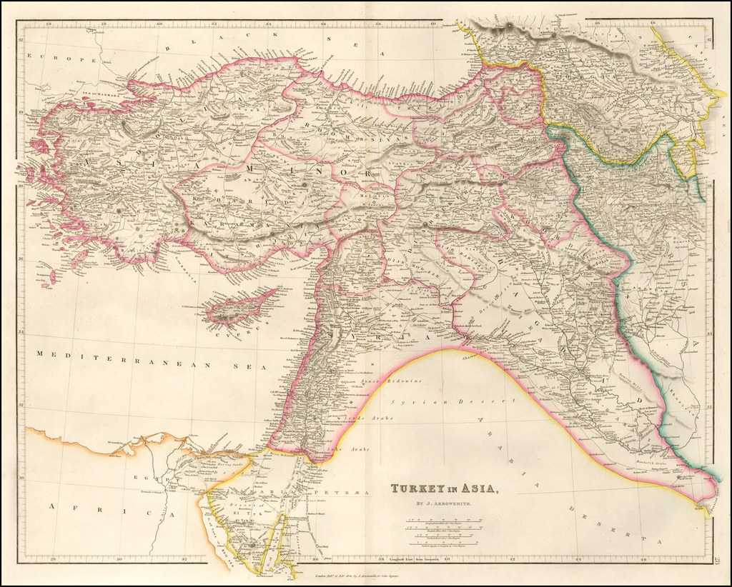 Turkey in Asia By John Arrowsmith