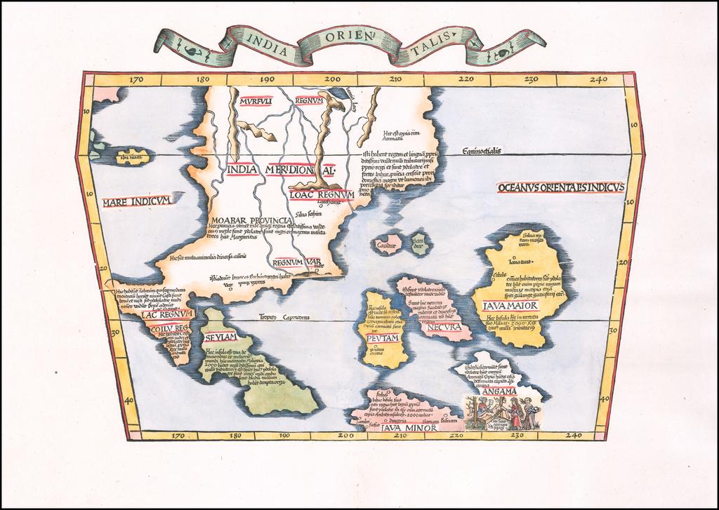 India Orientalis By Lorenz Fries