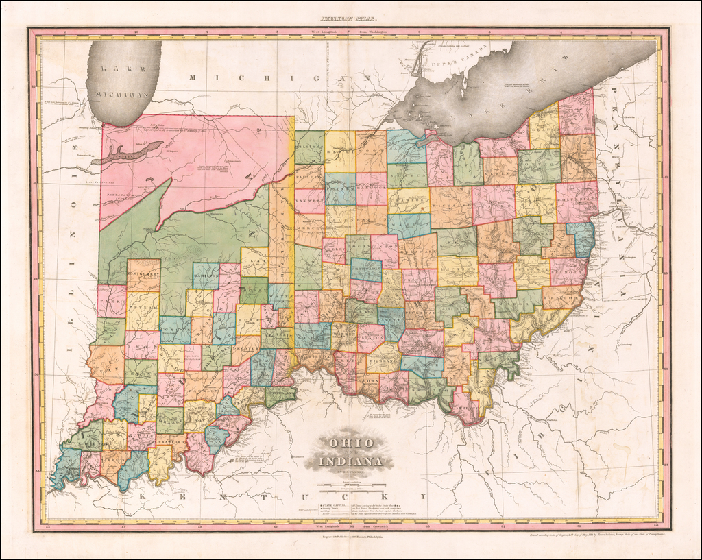 Ohio and Indiana By H.S. Tanner By Henry Schenk Tanner