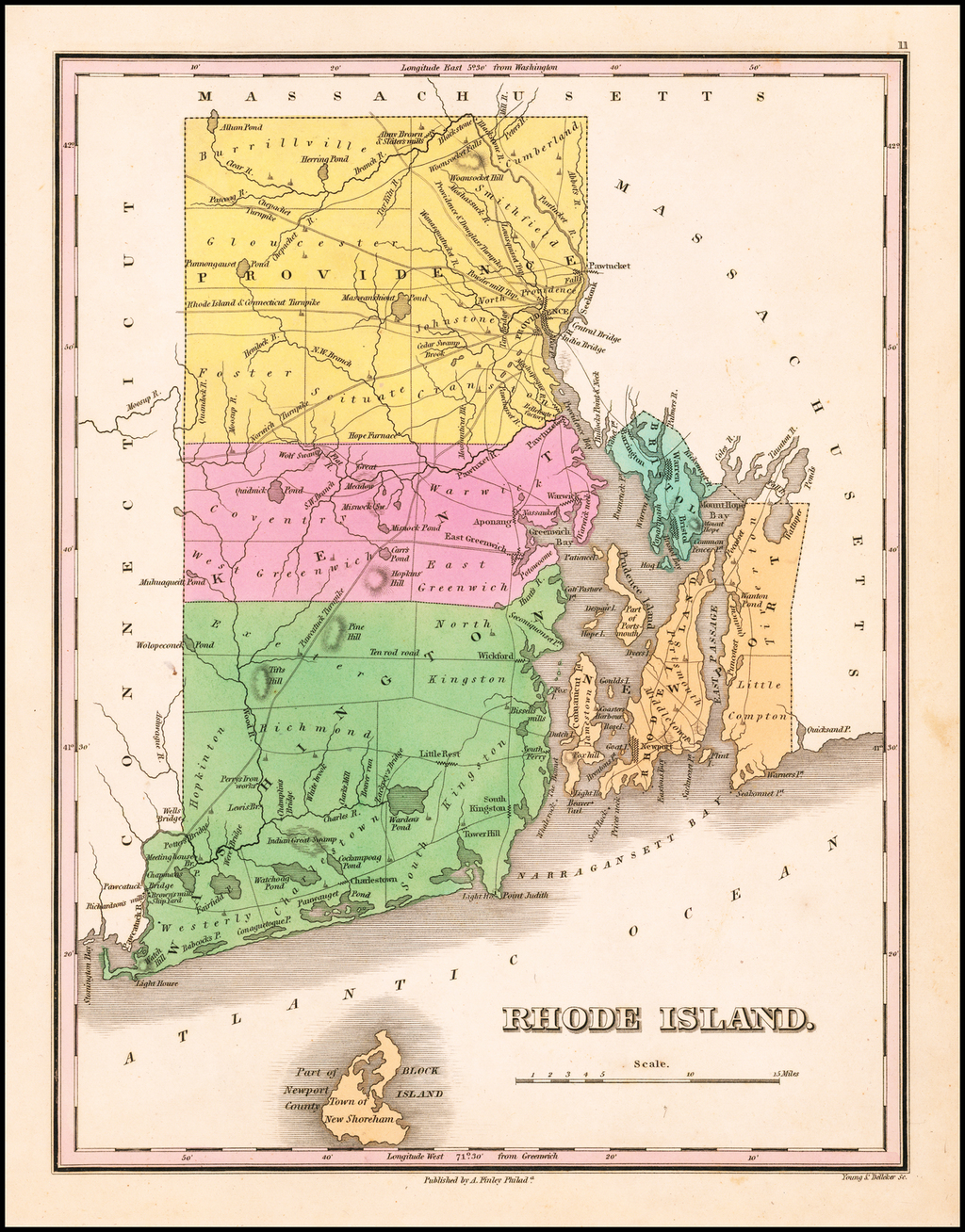 Rhode Island By Anthony Finley