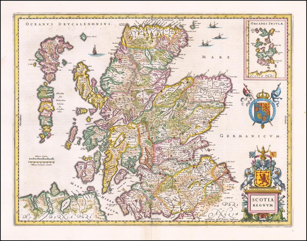 Scotia Regnum By Jan Jansson