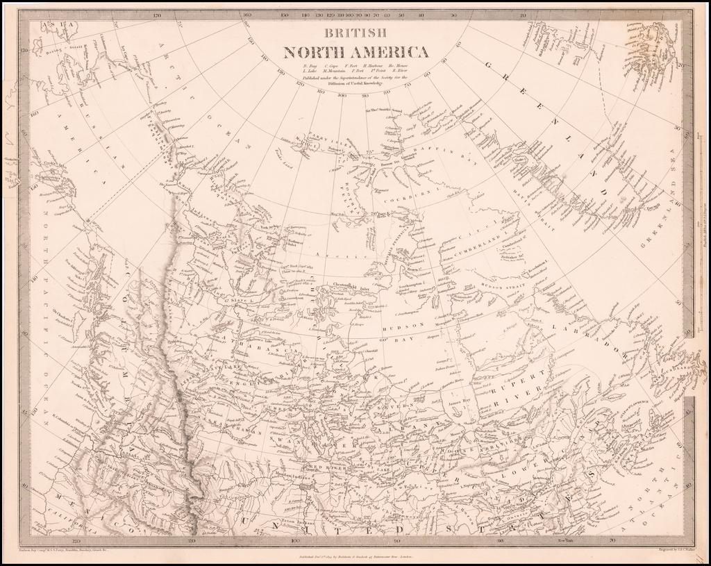 British North America By SDUK