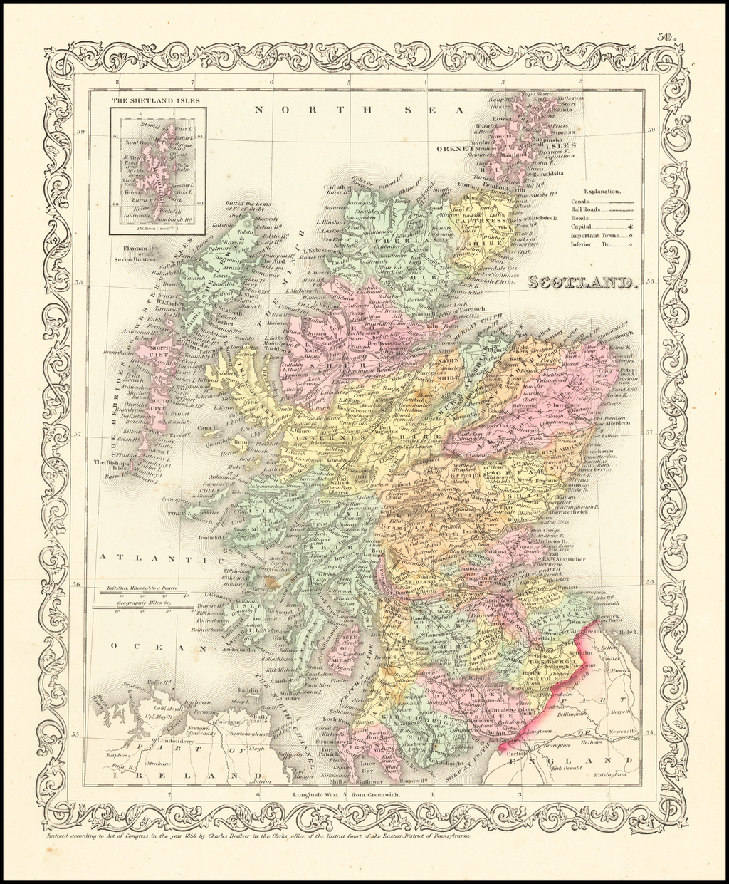 Scotland By Charles Desilver