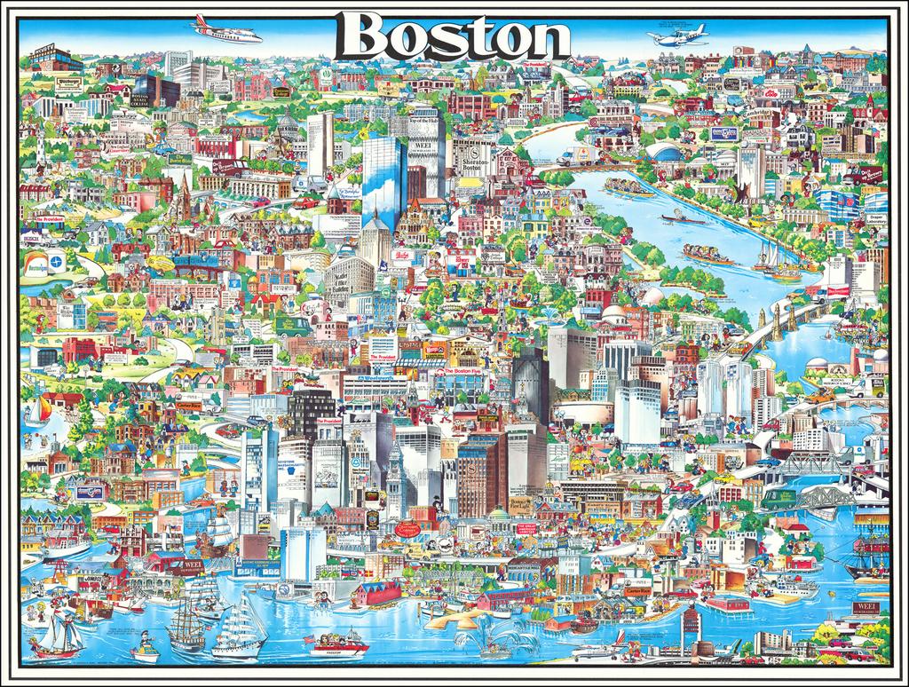 Boston By Archar Inc.