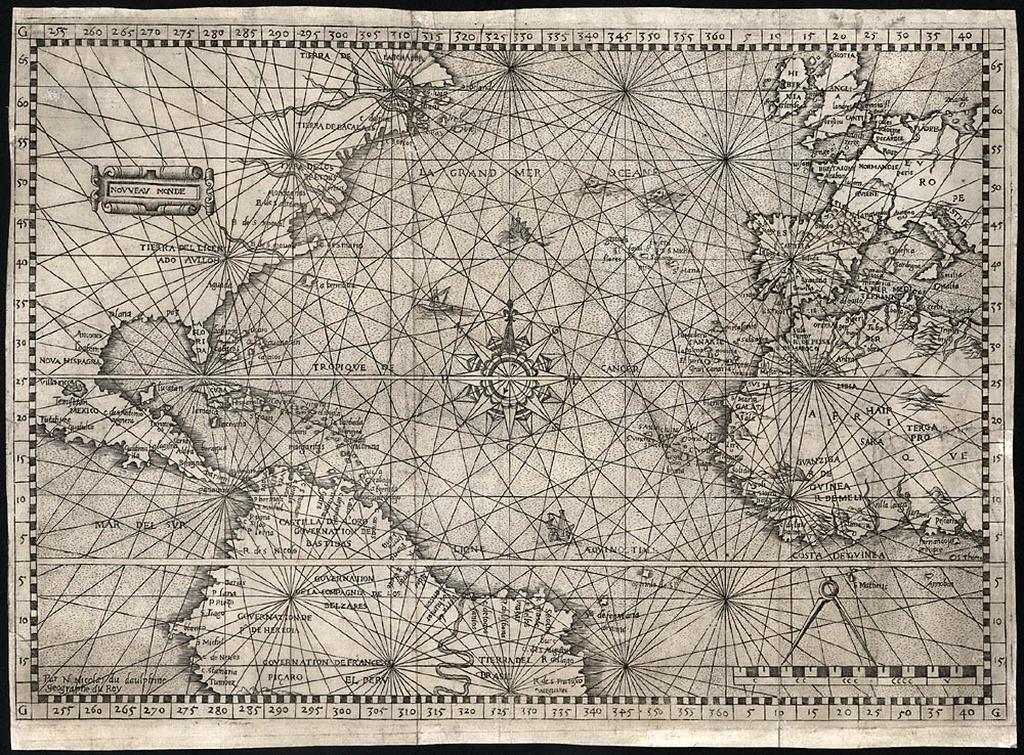 Nouveau Monde By Nicolas De Nicolai
