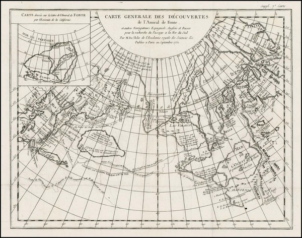 62-Alaska, Canada and Russia in Asia Map By Denis Diderot / Didier Robert de Vaugondy