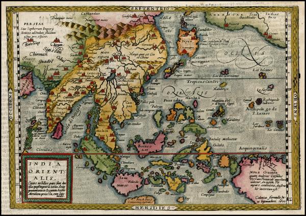 30-China, Japan, Korea, India, Southeast Asia, Philippines, Other Islands, Australia and Californi