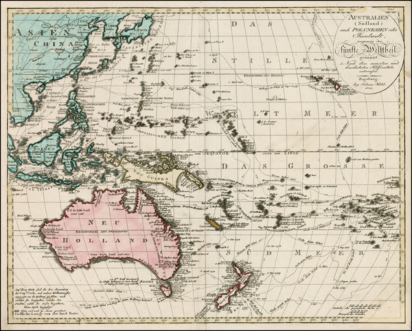 73-China, Japan, Korea, Southeast Asia, Philippines, Australia & Oceania, Australia, Oceania a