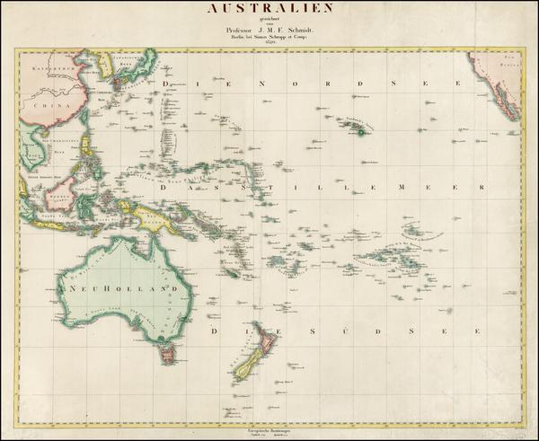 36-China, Japan, Korea, Southeast Asia, Philippines, Australia & Oceania, Australia, Oceania a