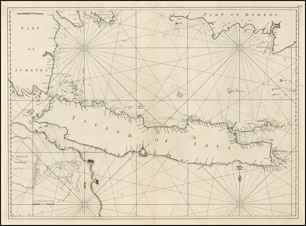 25-Indonesia Map By William Herbert