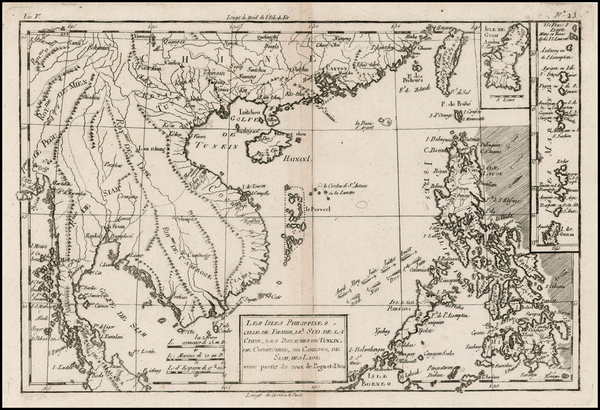 29-Southeast Asia, Philippines and Other Pacific Islands Map By Rigobert Bonne