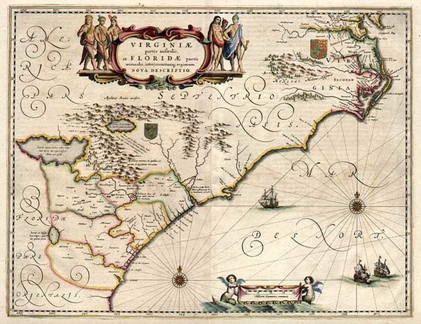 4-Southeast Map By Jan Jansson