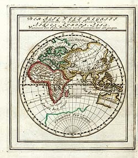 7-World, Eastern Hemisphere, Southern Hemisphere, Australia & Oceania, Australia and Oceania