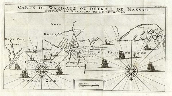 81-Polar Maps, Russia, Scandinavia and Balearic Islands Map By J.F. Bernard