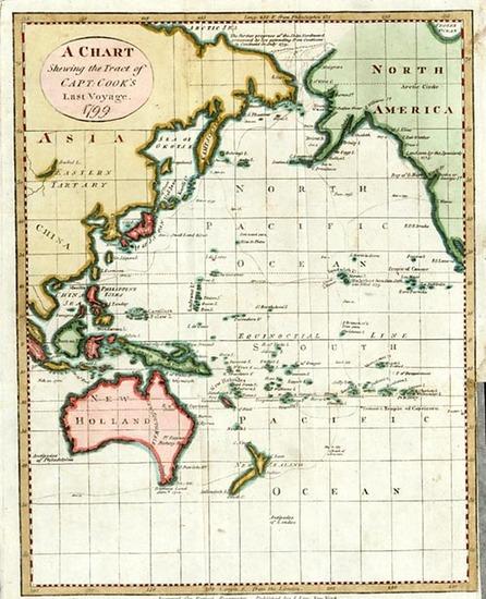 63-World, Alaska and Pacific Map By John Payne