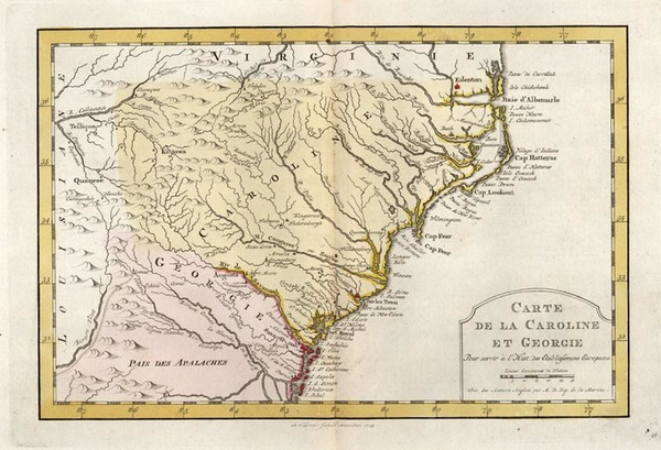 78-South and Southeast Map By A. Krevelt