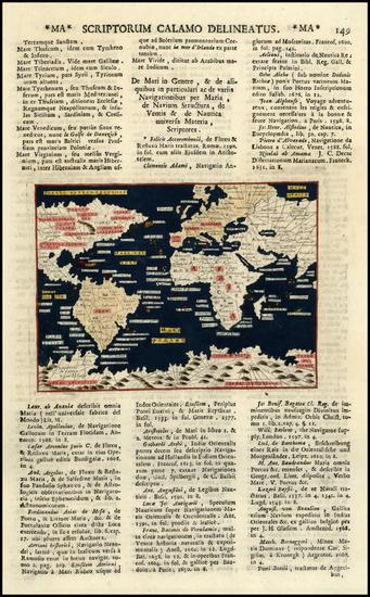 6-Alaska, Asia, Central Asia & Caucasus and Russia in Asia Map By Giovanni Maria Cassini