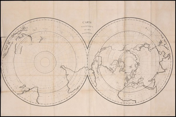 2-World and World Map By Claude Buffier
