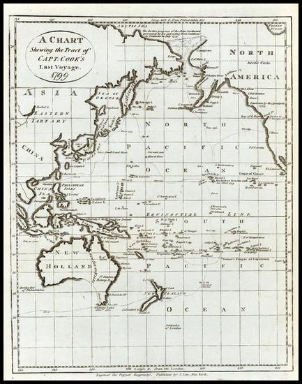 67-World, Alaska and Pacific Map By John Payne