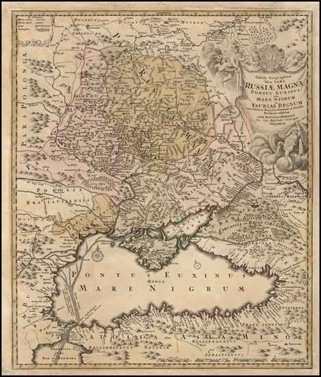 36-Europe, Russia, Ukraine, Balkans, Asia, Central Asia & Caucasus, Turkey & Asia Minor an