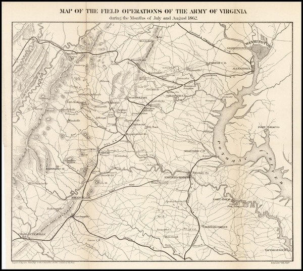 71-Southeast Map By U.S. War Department