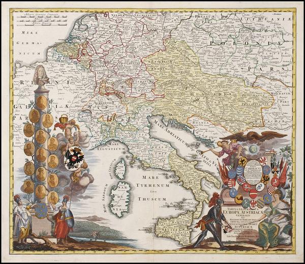22-Europe, Germany, Austria, Poland, Hungary, Czech Republic & Slovakia, Balkans, Italy, Medit