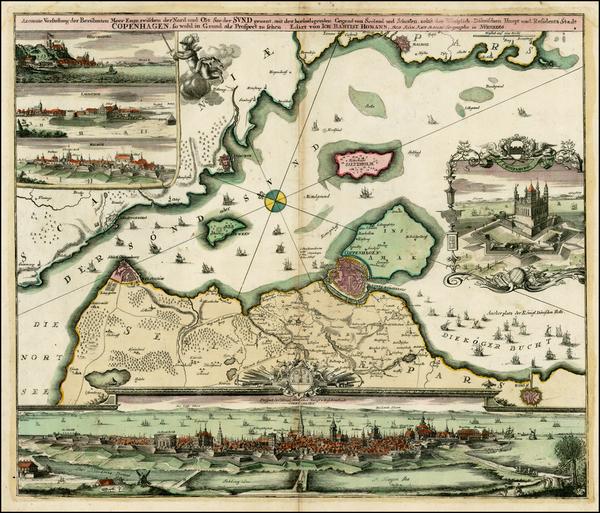 26-Scandinavia Map By Johann Baptist Homann