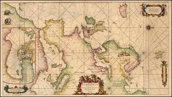 65-World, Atlantic Ocean, Europe, British Isles, France, Russia, Baltic Countries, Balkans, Italy,