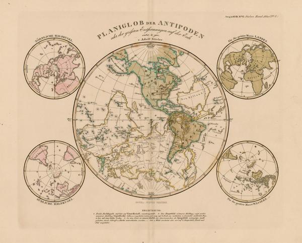 16-World, World, Eastern Hemisphere, Western Hemisphere, Northern Hemisphere, Southern Hemisphere,