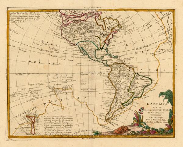 49-World, Alaska, North America, South America, Australia & Oceania, Pacific, Oceania, New Zea