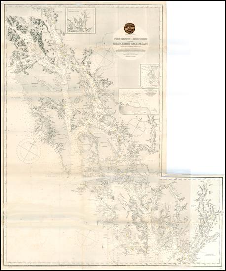 97-Alaska Map By