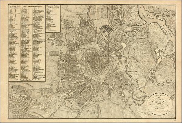 38-Austria Map By Bureau d'Industrie