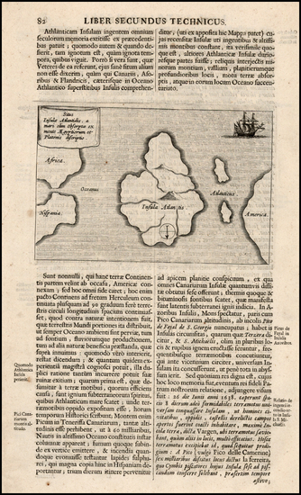 44-World, Atlantic Ocean, Caribbean, South America, Balearic Islands, African Islands, including M