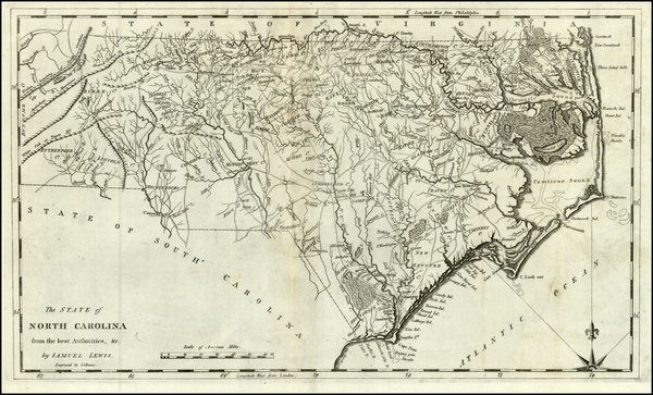 40-Southeast Map By