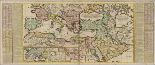 45-Europe, Ukraine, Turkey, Mediterranean, Central Asia & Caucasus, Middle East, Holy Land, Tu