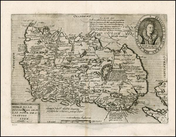 1-Ireland Map By Matthias Quad